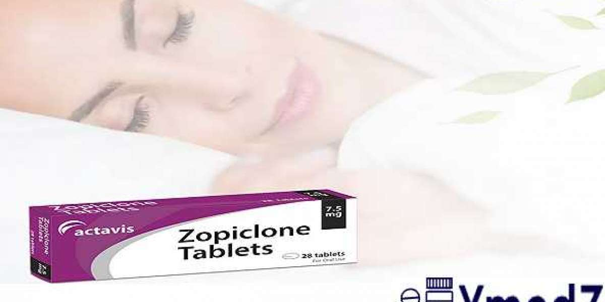 Overcome Bad Bouts of Sleeplessness With Zopiclone 7.5 Pill